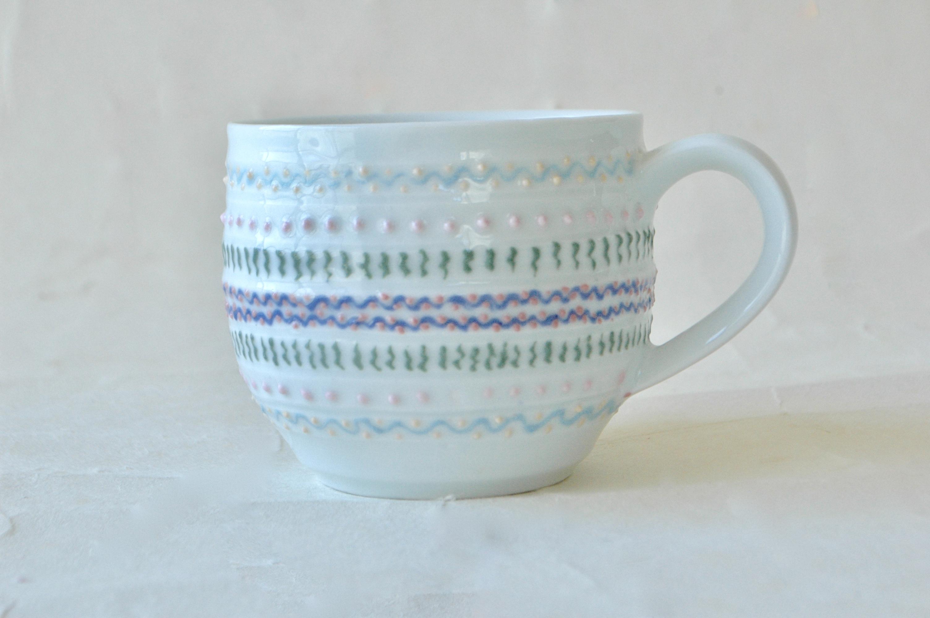 色イッチンマグカップ