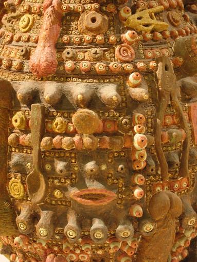 世界の壺細部