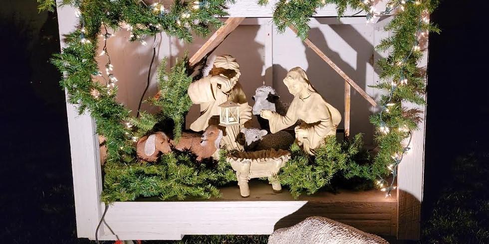 Celebrate Jesus's Birth -- Come share the Hope