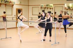 Advanced/Professional Ballet Class