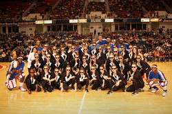 """""""Let's Go"""" at the Globetrotters 2014"""
