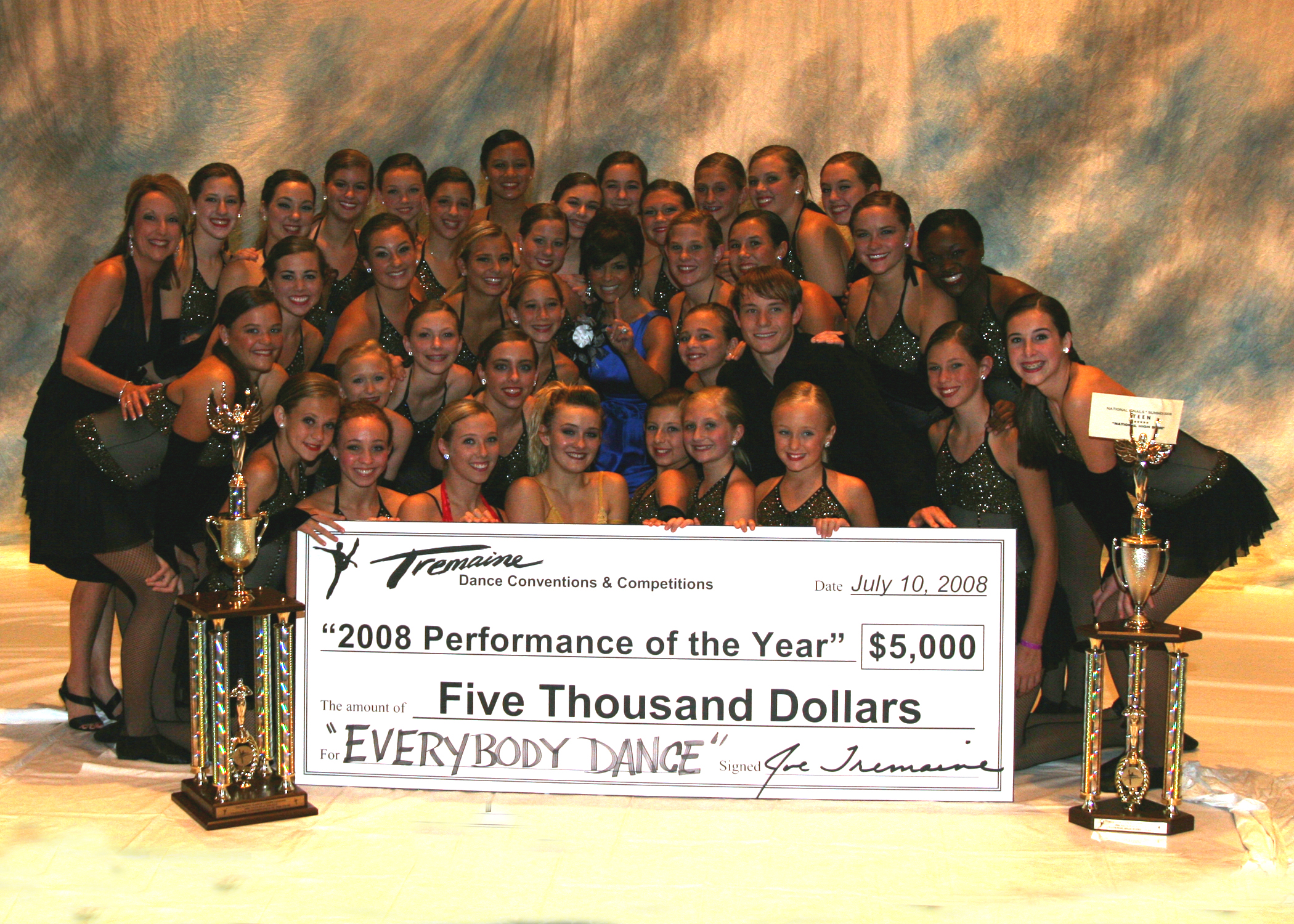 Performance of the Year 2008