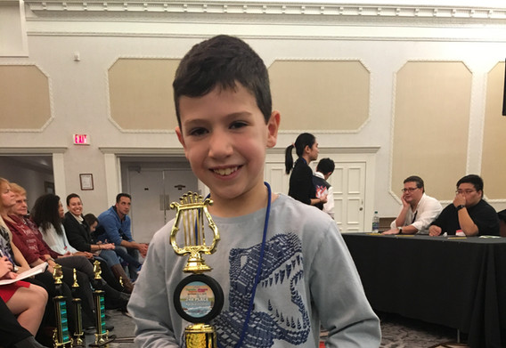American Guild of Music Competition - Piano 2018