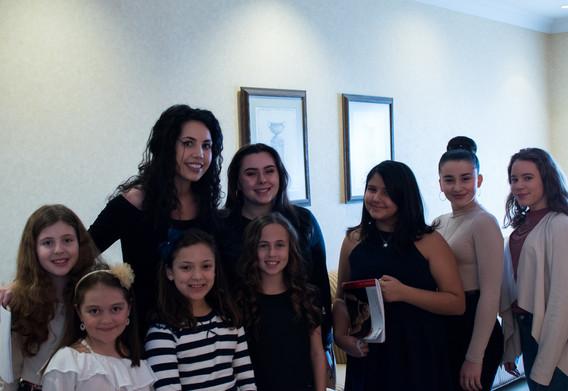 Sienna Senior Living Concert 2018