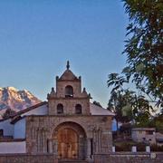 La iglesia más antigua en Ecuador