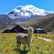 ¿Un Hotel situado a los pies del Volcán Chimborazo?