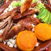 Hornado: plato típico de la Sierra Ecuatoriana