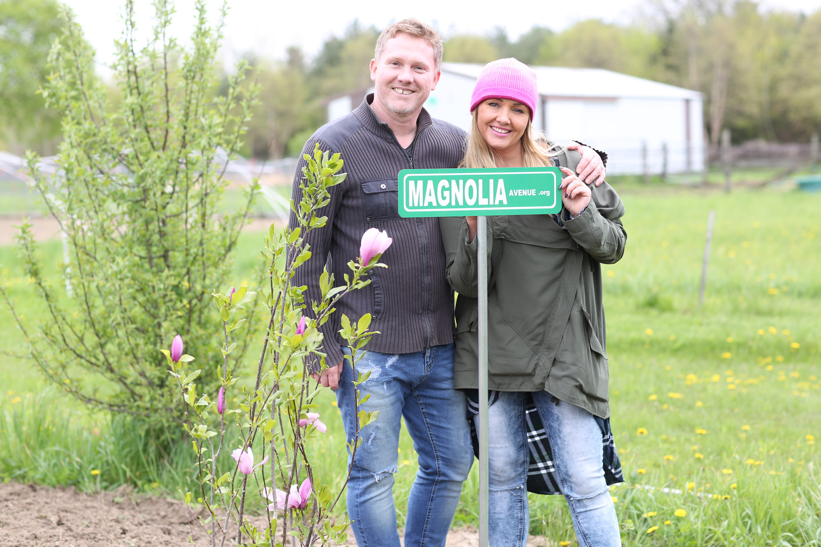 MAGNOLIA AVENUE - SUPPORT GROUP FOR WOME