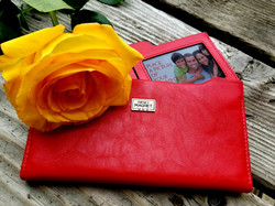 10 Money Magnet Feng Shui Wallet - Law of Attraction - goodluckgift.us - yellow rose