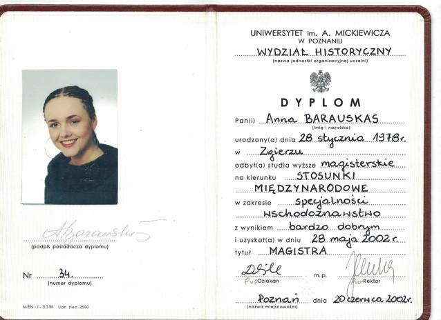 MASTER DIPLOMA_UAM_POLAND