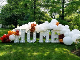 HOME_New HOME Party_Big Light Up Marquee Letters_Balloon Decorations_Chicago_ Yellow Shoes