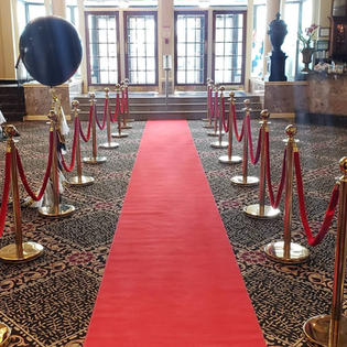 PROM Rental_VIP Red Carpet Package_prom Decorations_Chicago_ Yellow Shoes Event Rentals.jp