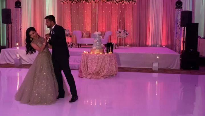 Add Magic to your Wedding Dances, Photos & Videos! Wow your guests with beautiful cold sparks effect.  www.YellowShoesEvents.com  Cold sparks for rent! Mówimy po polsku :)