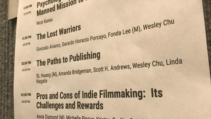 Indie Filmmaker Panel!