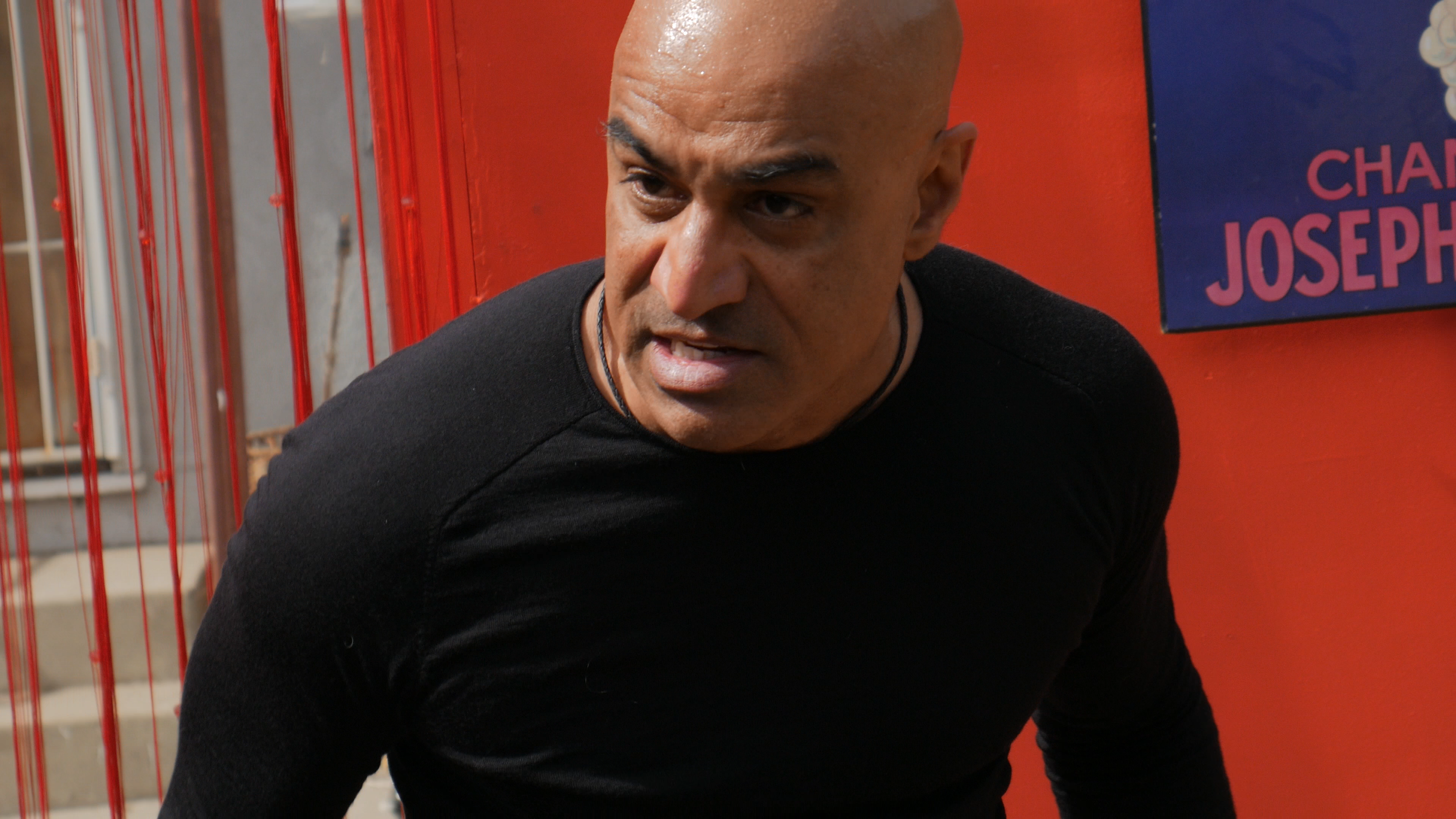 Faran Tahir as Sammi Reddy