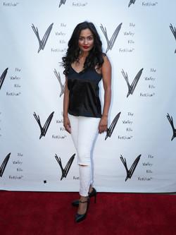 Kavi Ladnier at Valley Film Festival