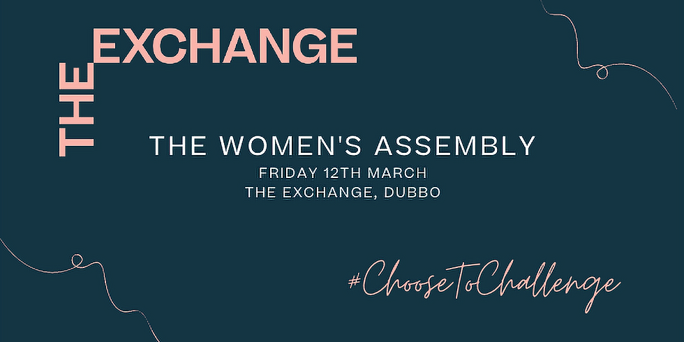The Exchange 2021 Women's Assembly