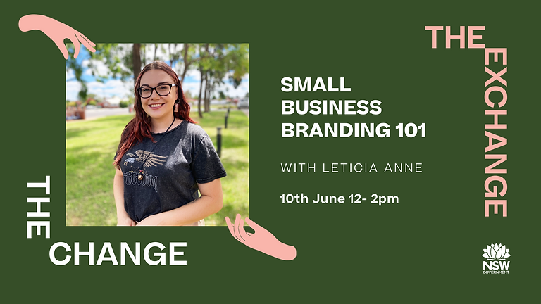 The CHANGE Online- Small Business Branding 101