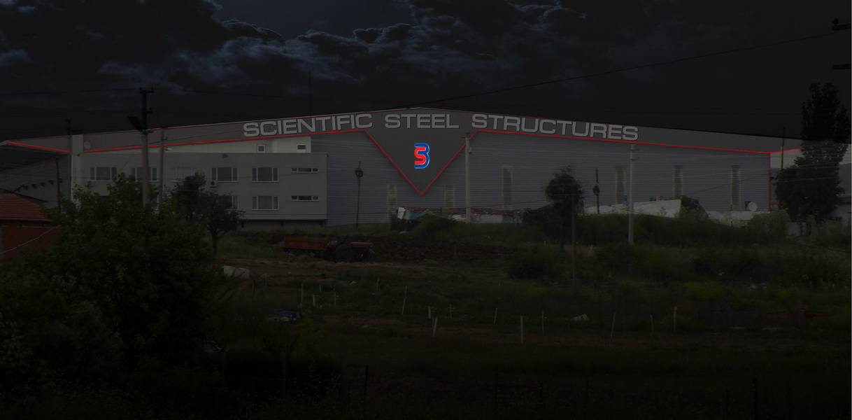 Factory Scientific Steel Structures