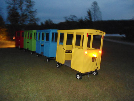 trackless train atlanta