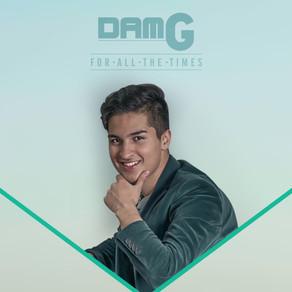 """Dam G estrena su primer sencillo """"For All The Times"""""""