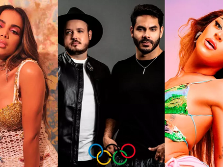 Olimpíadas: conheça algumas músicas brasileiras que estão tocando durante os jogos