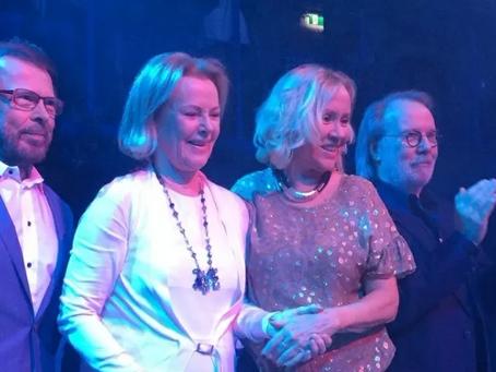 ABBA lançará música inédita após 39 anos de hiato, diz site