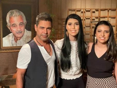 Zezé Di Camargo lança música em homenagem ao pai no Fantástico