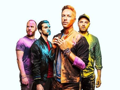 Show do Coldplay em Toronto será transmitido na TV em março