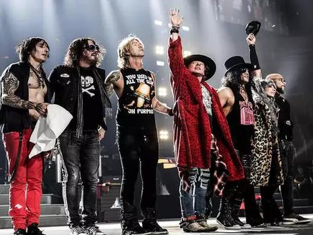 Guns N' Roses lança oficialmente nova música depois de 13 anos