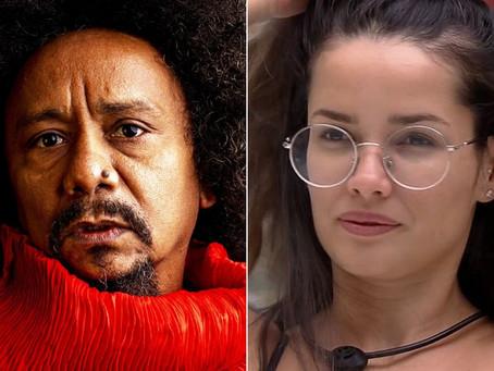Audiência de música de Chico César aumenta mais de 20 vezes com 'cantoria' de Juliette no BBB