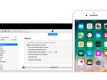Fim do iTunes: Apple anuncia separação do app em Música, Podcasts e TV