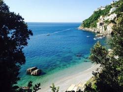 Spiaggia La Vite - Amalfi Kayak