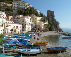 Cetara - Amalfi Kayak, Italia