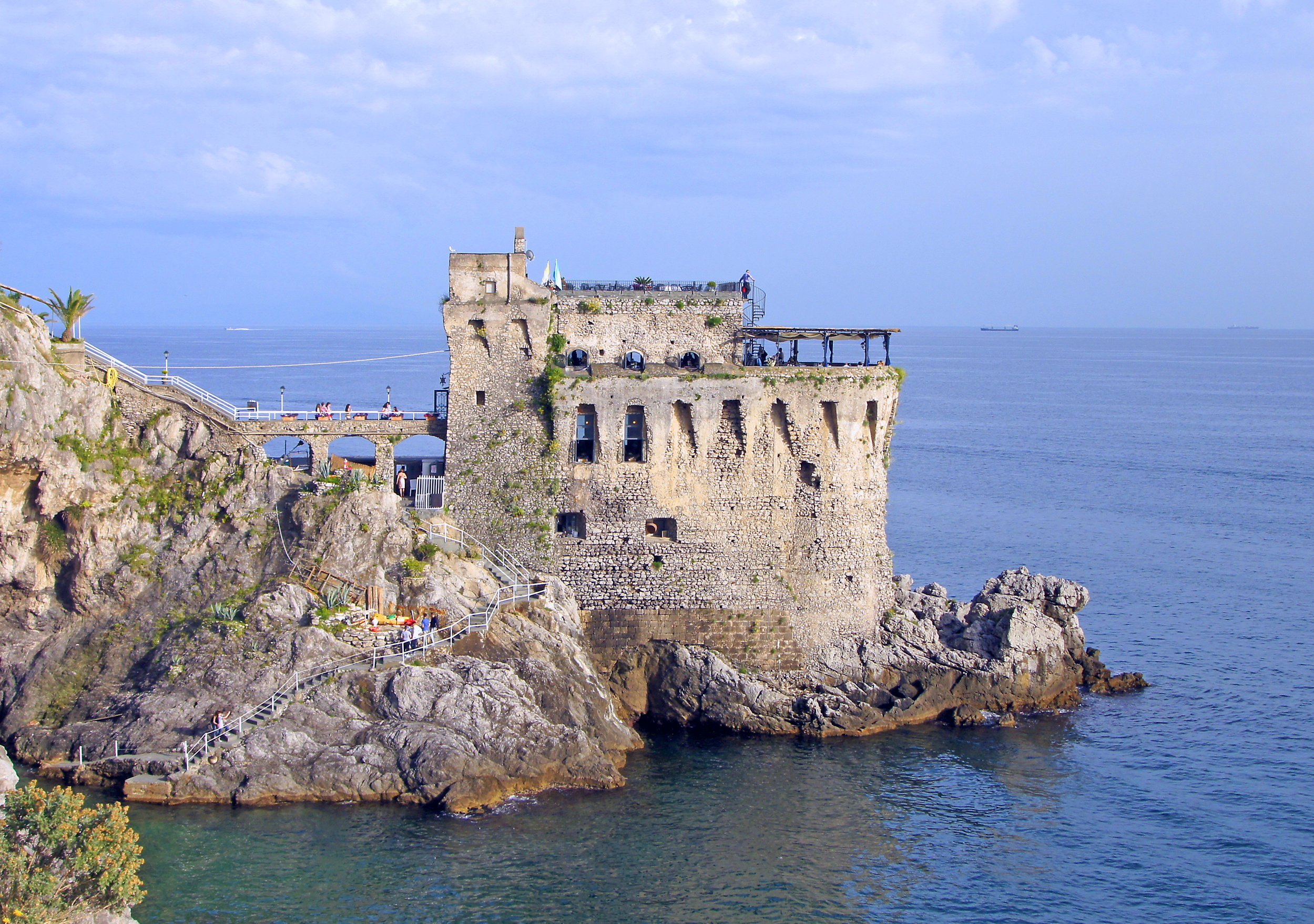 Watchtower - Boat tour Amalfi Coast