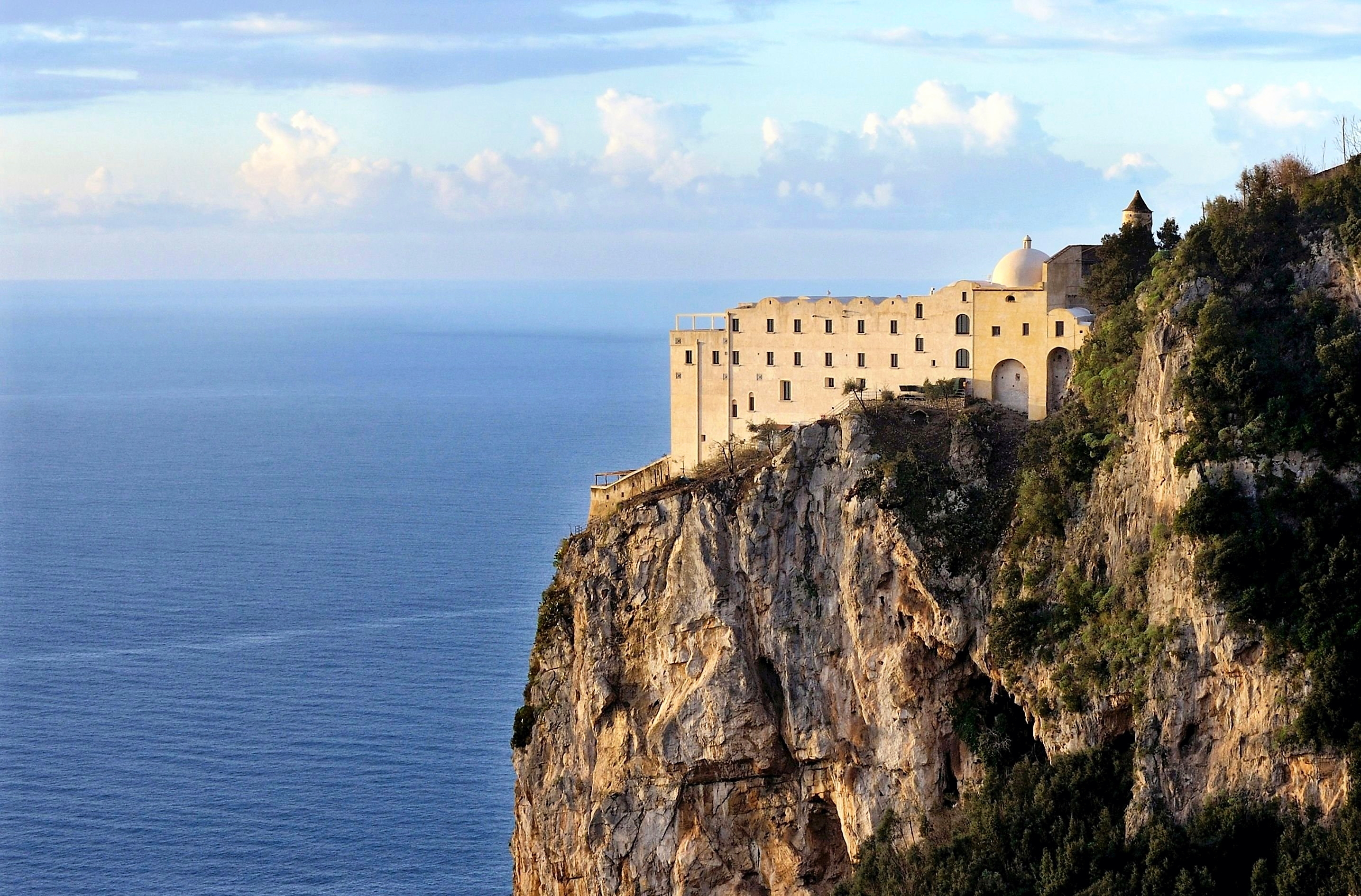 Santa Rosa Monastery - Amalfi Kayak