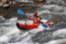 River kayaker