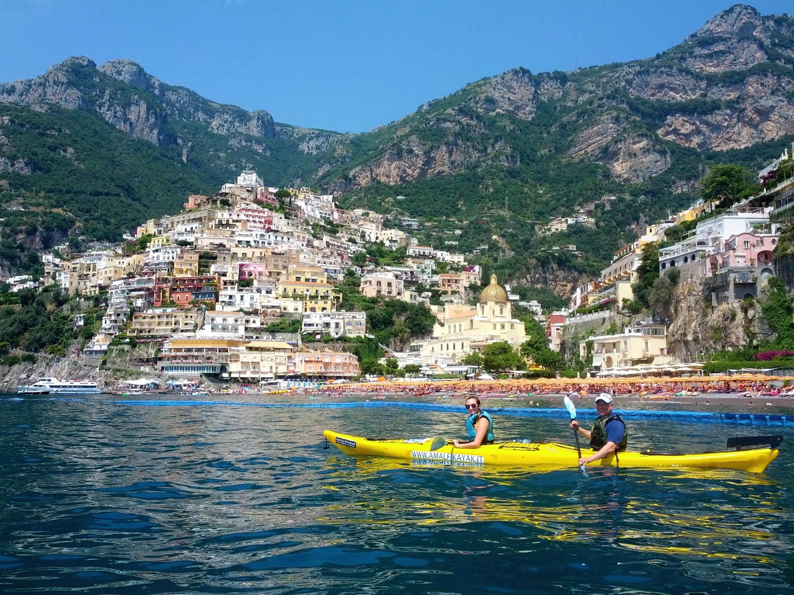 Positano - Amalfi Kayak, Italy