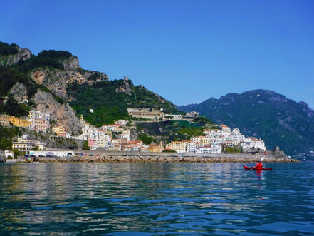 Amalfi town - Amalfi Kayak, Italy