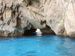 Green Grotto - Capri - Boat tour