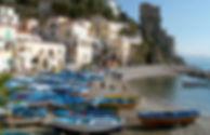 Cetara - Amalfi Coast, Italy