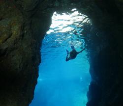 Grotta Africana - Tour in barca