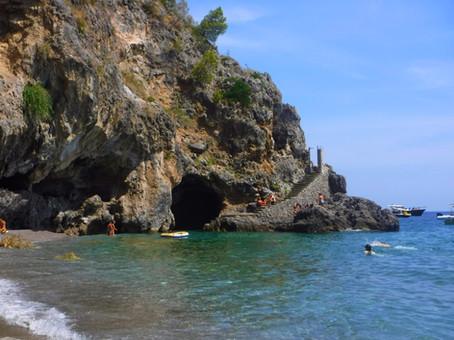 Le Marinelle beach - Amalfi Kayak, Italy