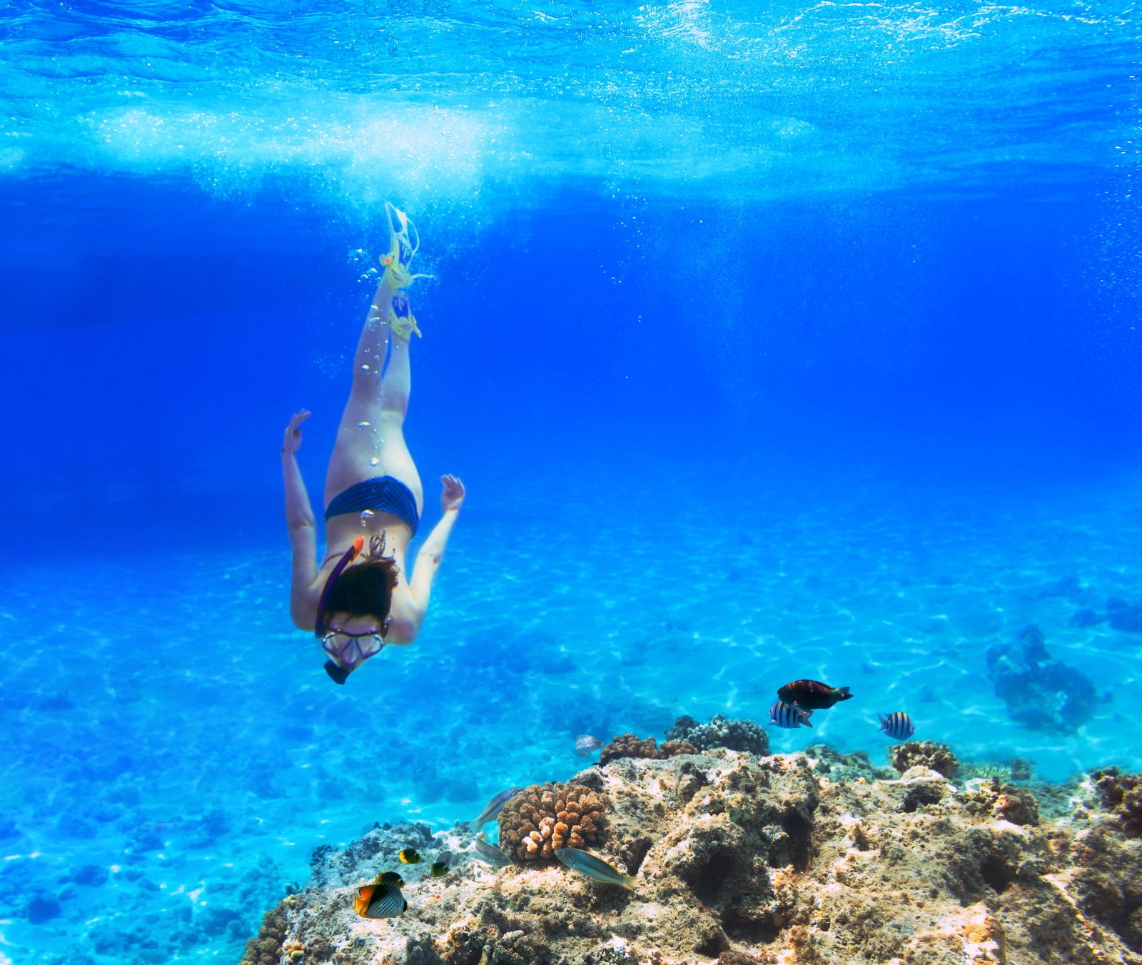 Tour Barca e Snorkeling Amalfi Capri