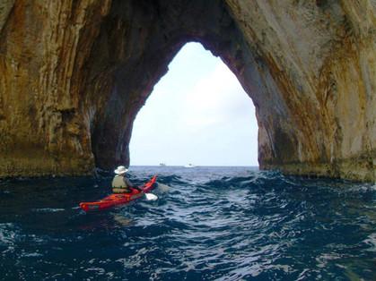 Tunnel nei Faraglioni, Capri