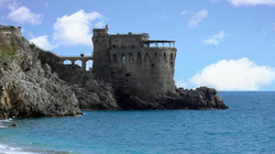 Torre Normanna, Maiori, Amalfi Kayak