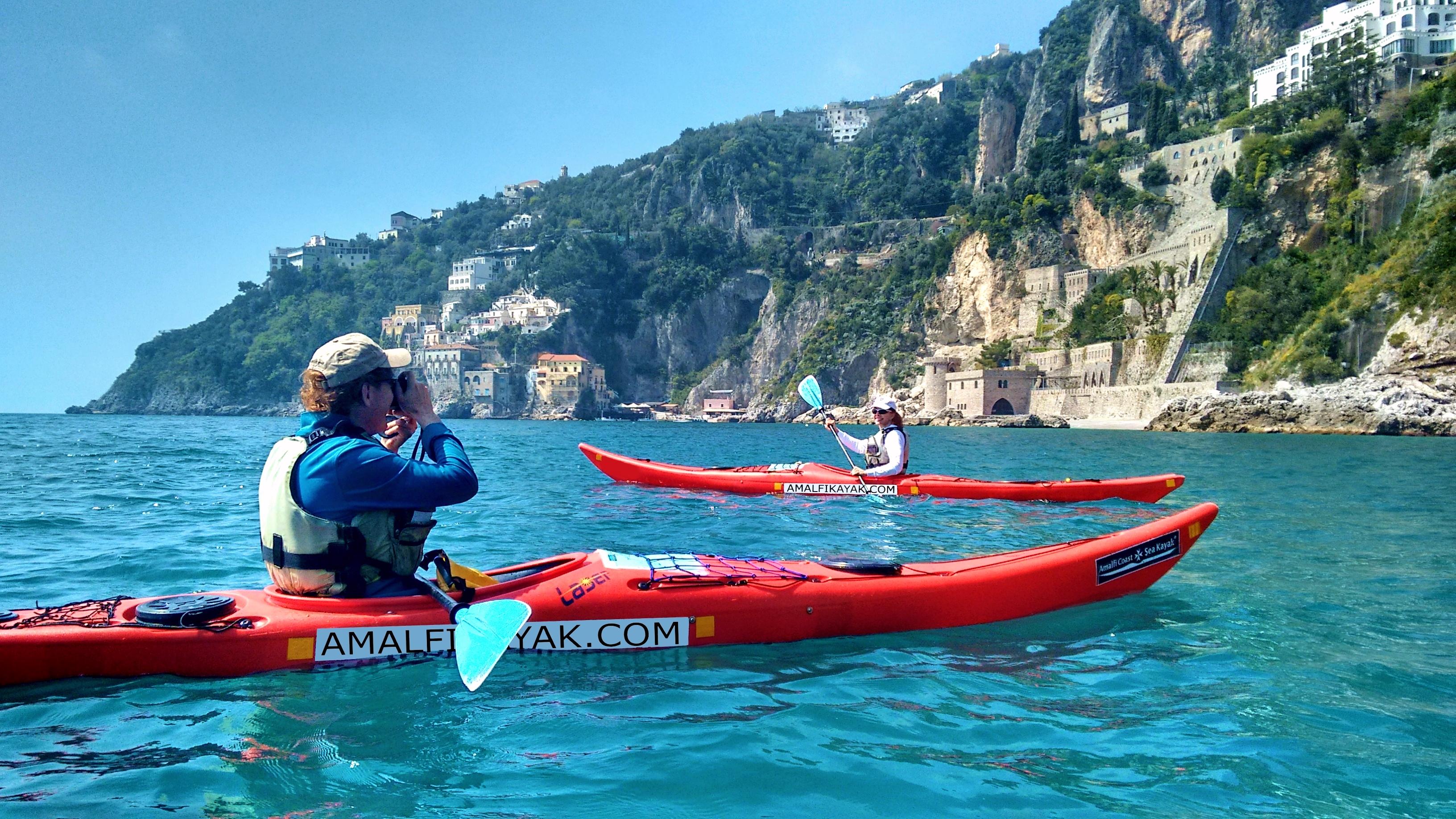 Conca Dei Marini bay - Amalfi Kayak