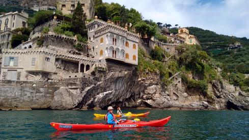 Ville a Marmorata - Amalfi Kayak