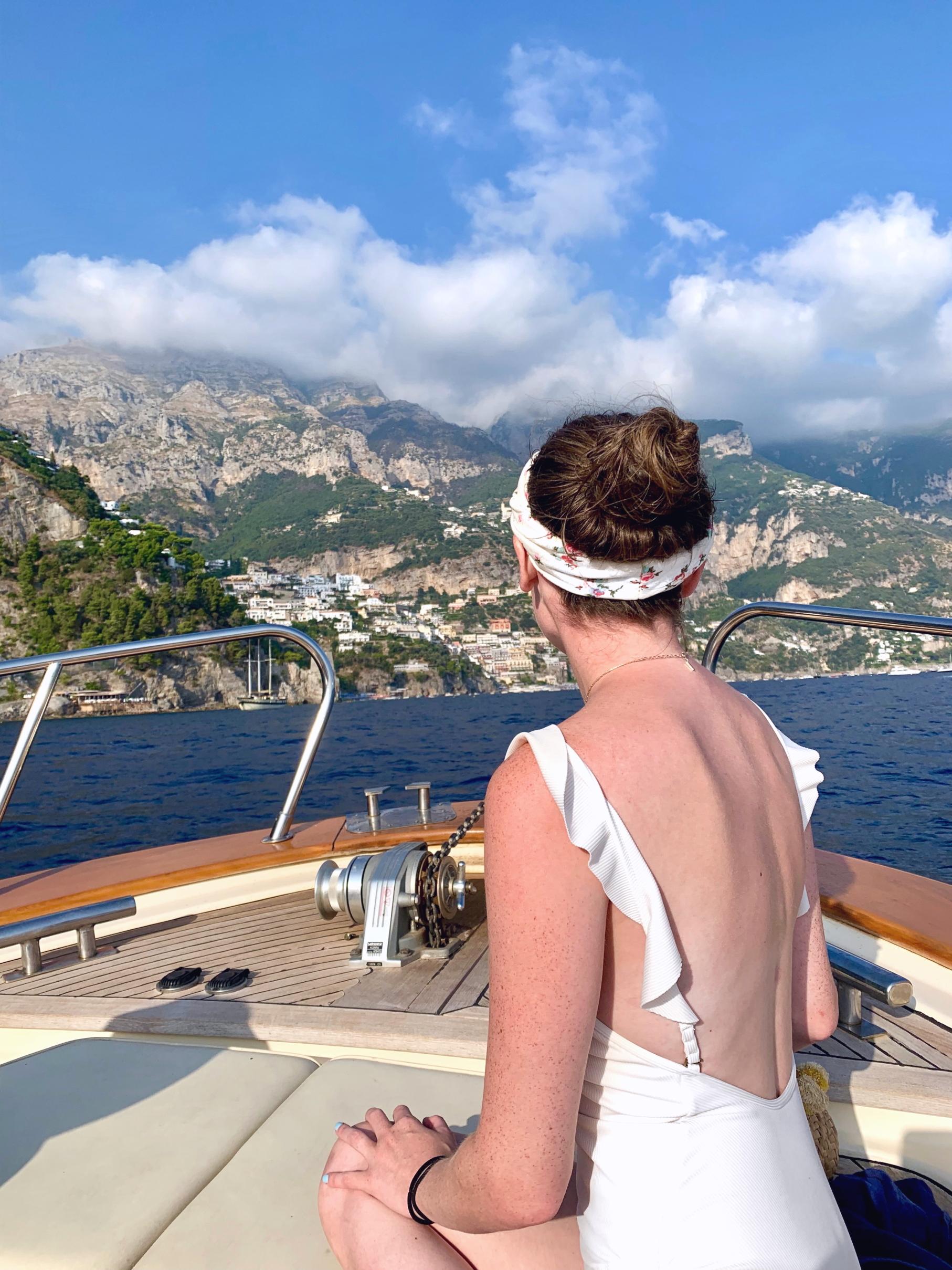 Positano - Boat & Snorkeling tour