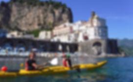 Atrani - Amalfi Kayak, Italy